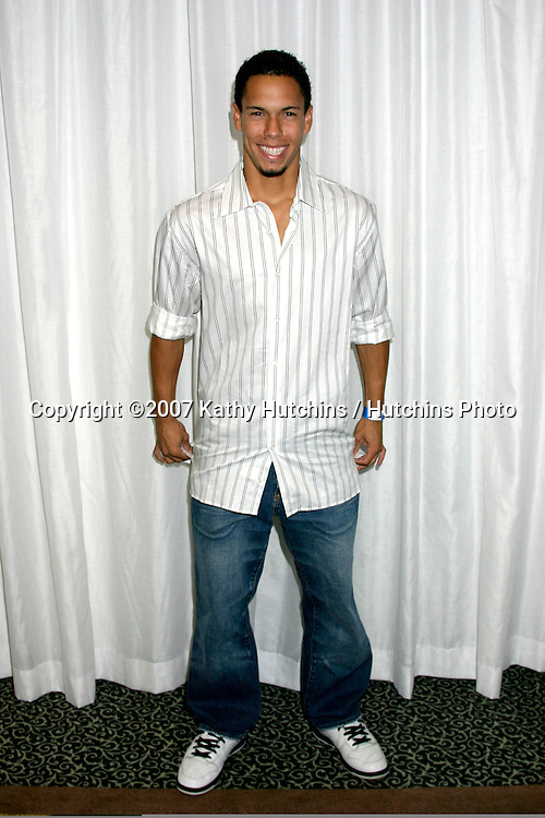 Bryton McClure.The Young and the Restless Fan Luncheon.Universal Sheraton Hotel.Los Angeles,  CA.Aug 26, 2007.©2007 Kathy Hutchins / Hutchins Photo....