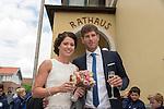 Gold Dressur Prinzessin Kristina Sprehe heiratet ihren Fussball Kapitaen Christian Bröring