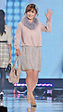 "Yoko Kumada, Sep 14, 2013 : Tokyo, Japan : Yoko Kumada walks the runway during the ""TOKYO RUNWAY 2013 Autumn/ Winter"" in Tokyo, Japan on September 14, 2013.- Dear Princess"