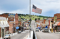 Town of Cripple Creek, Colorado, USA