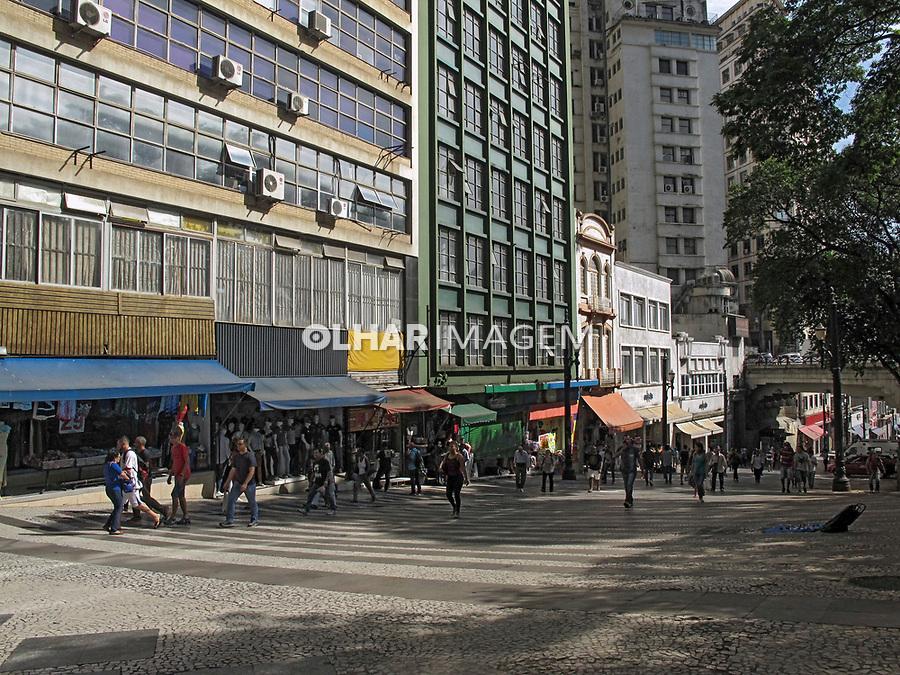 Estudo do Meio - Visita ao Centro de São Paulo. Colégio Pentágono. 22/02/2017. Foto: Luíza Lucchetti