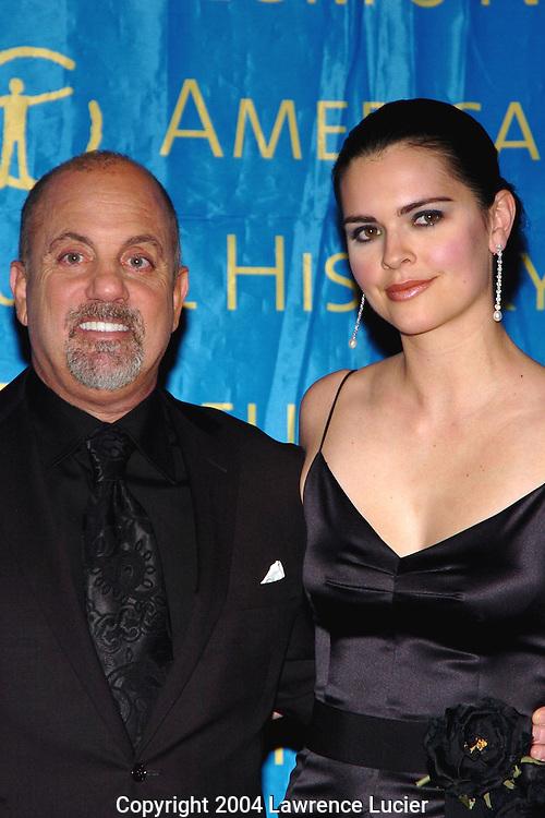 Billy Joel and Kate Lee Joel