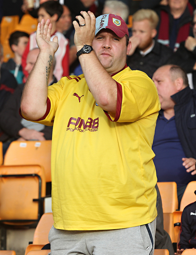 Burnley Football Club Fan<br />