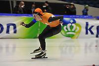 SCHAATSEN: HEERENVEEN: 01-02-2014, IJsstadion Thialf, Olympische testwedstrijd, Yvonne Nauta, ©foto Martin de Jong