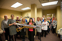The North Hennepin Chamber of Commerce held a Ribbon cutting at TitleSmart, Inc. to welcome the newest members at its new office on Kirwood Court in Maple Grove.