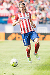 Atletico de Madrid's Filipe Luis during BBVA La Liga match. April 02,2016. (ALTERPHOTOS/Borja B.Hojas)