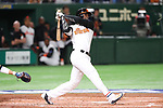 Didi Gregorius (NED), <br /> MARCH 12, 2017 - WBC : <br /> 2017 World Baseball Classic <br /> Second Round Pool E Game <br /> between Japan 8-6 Netherlands <br /> at Tokyo Dome in Tokyo, Japan. <br /> (Photo by YUTAKA/AFLO SPORT)