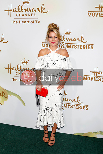 Candace Cameron Bure<br /> at the Hallmark TCA Summer 2017 Party, Private Residence, Beverly Hills, CA 07-27-17<br /> David Edwards/DailyCeleb.com 818-249-4998