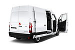 Car images close up view of a 2019 Renault Master-Z.E. Base 4 Door Cargo Van doors