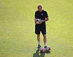 Goalkeeping coach during the Professional Development League play-off final match at Bramall Lane Stadium, Sheffield. Picture date: May 10th 2017. Pic credit should read: Simon Bellis/Sportimage