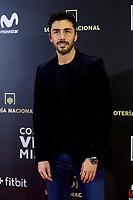 Ruben Sanz attends to 'Como la Vida Misma' film premiere during the 'Madrid Premiere Week' at Callao City Lights cinema in Madrid, Spain. November 12, 2018. (ALTERPHOTOS/A. Perez Meca) /NortePhoto.com