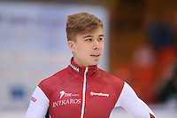 "SHORT TRACK: MOSCOW: Speed Skating Centre ""Krylatskoe"", 14-03-2015, ISU World Short Track Speed Skating Championships 2015, Semen ELISTRATOV (#152 