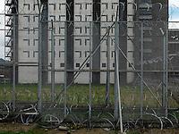 The maximum security prison La Picota.