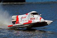 Ahmad Al Hameli's DAC/Johnson F1/Formula 1 class.Bay City River Roar, Bay City,Michigan USA.26-2821 June, 2009..©F. Peirce Williams 2009 USA.F.Peirce Williams.photography.ref: RAW (.NEF) File Available