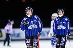Uppsala 2013-11-13 Bandy Elitserien IK Sirius - IFK Kung&auml;lv :  <br /> Sirius Daniel B&auml;rnesk&auml;r  deppar efter f&ouml;rsta halvlek<br /> (Foto: Kenta J&ouml;nsson) Nyckelord:  depp besviken besvikelse sorg ledsen deppig nedst&auml;md uppgiven sad disappointment disappointed dejected