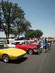 Rotary Club of Ione's first Show and Shine Aircraft and Car show at the Eagles Next airpark, Carbondale, Calif.