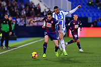 2019.01.26 La Liga CD Leganes VS SD Eibar