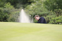 Paul O'Hara (North Lanarkshire Leisure Ltd) on the 15th greenduring the final round of the Titleist &amp; Footjoy PGA Professional Championship at Luttrellstown Castle Golf &amp; Country Club on Tuesday 13th June 2017.<br /> Photo: Golffile / Fran Caffrey.<br /> <br /> All photo usage must carry mandatory copyright credit     (&copy; Golffile | Fran Caffrey)