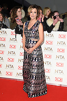 Helen Skelton<br /> at the National TV Awards 2017 held at the O2 Arena, Greenwich, London.<br /> <br /> <br /> ©Ash Knotek  D3221  25/01/2017
