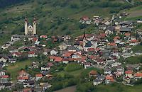 Fliess in the Tyrol, Imst district,Tyrol, Austria.