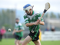 6th October 2013; Ger Towhig, Lucan Sarsfields. Dublin Junior F Hurling Championship Group A, Lucan Sarsfields v St Josephs OBC, 12th Lock, Lucan, Co Dublin. Picture credit: Tommy Grealy / Actionshots.ie