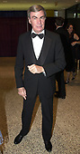 ABC News Correspondent Sam Donaldson arrives for the White House Correspondents Association Dinner in Washington, D.C. on April 28, 2001.<br /> Credit: Ron Sachs / CNP