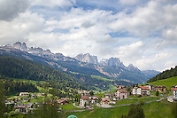 Val di Fassa, Dolomite Mountains, South Tyrol, Italy