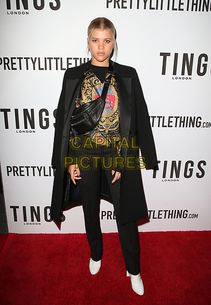 WEST HOLLYWOOD, CA - August 23: Sofia Richie, At TINGS Hosts 'Secret Party' Launch Celebrating Cover Star Cameron Dallas At Nightingale In California on August 23, 2017. <br /> CAP/MPI/FS<br /> &copy;FS/MPI/Capital Pictures
