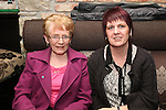 Antoinette Donnelly and Joan Floyd in the Pheasant...(Photo credit should read Jenny Matthews/NEWSFILE)...