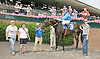 Noble Charlotte winning at Delaware Park on 7/2/11