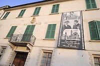- Brescello (Reggio Emilia), il municipio<br /> <br /> - Brescello (Reggio Emilia), the town hall