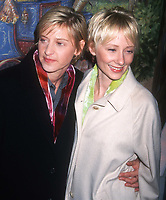 Ellen De Generes Anne Heche 1998<br /> Photo By John Barrett/PHOTOlink.net /MediaPunch