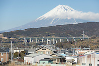 Shinkansen, Asia, Asie, Japon, Japan