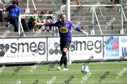 2012-08-14 / Voetbal / seizoen 2012-2013 / Racing Mechelen / Griffin De Vroe..Foto: Mpics.be
