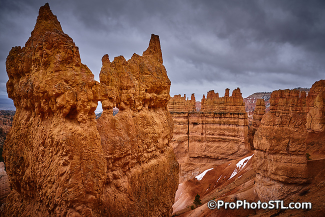 Bryce Canyon National Park in Utah, USA