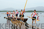 The succesful Workmans junior mens crew at the Killarney Regatta on Monday
