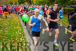 At the Start of the  Tralee's Run in the Park Halloween 5km fancy dress run on Saturday