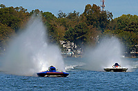 "Andrew Tate, GP-14 ""Legacy 3"", Mike Monahan, GP-35 ""TM Special""             (Grand Prix Hydroplane(s)"