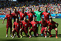 Portugal team group line-up (POR), <br /> JUNE 16, 2014 - Football /Soccer : <br /> 2014 FIFA World Cup Brazil <br /> Group Match -Group G- <br /> between  Germany 4-0 Portugal <br /> at Arena Fonte Nova, Salvador, Brazil. <br /> (Photo by YUTAKA/AFLO SPORT)
