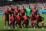 Portugal team group line-up (POR), <br /> JUNE 16, 2014 - Football /Soccer : <br /> 2014 FIFA World Cup Brazil <br /> Group Match -Group G- <br /> between  Germany 4-0 Portugal <br /> at Arena Fonte Nova, Salvador, Brazil. <br /> (Photo by YUTAKA/AFLO SPORT)