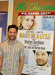 09-23-12 OLTL Jason Tam stars in Marry Me A Little - Clurman Theatre, NYC