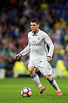 Mateo Kovacic of Real Madrid in action during their La Liga match between Real Madrid and Athletic Club at the Santiago Bernabeu Stadium on 23 October 2016 in Madrid, Spain. Photo by Diego Gonzalez Souto / Power Sport Images