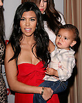 Kourtney Kardashian and baby Mason at REDBOOK's first-ever family issue celebration featuring the Kardashians held at The Sunset Tower Hotel in West Hollywood, California on April 11,2011                                                                               © 2010 Hollywood Press Agency