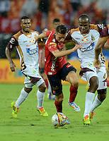 Independiente Medellín vs. Deportes Tolima, 07-12-2014. LP 2_2014 Cuadrangular Semifinal