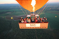 20170430 30 April Hot Air Balloon Cairns