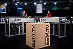 EEM.TV Masters Talks during the Longines Masters of Hong Kong at AsiaWorld-Expo on 11 February 2018, in Hong Kong, Hong Kong. Photo by Zhenbin Zhong / Power Sport Images