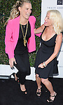 Molly Sims and Tracy Anderson celebrates the opening of the Tracy Anderson flagship studio in Brentwood, California on April 04,2013                                                                   Copyright 2013 Hollywood Press Agency