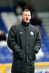 Inverness Caledonian Thistle v St Johnstone...27.10.12      SPL.Steve Lomas.Picture by Graeme Hart..Copyright Perthshire Picture Agency.Tel: 01738 623350  Mobile: 07990 594431