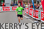 Daragh Kelly, 162 who took part in the 2015 Kerry's Eye Tralee International Marathon Tralee on Sunday.