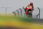 Free practices in Le Mans during the world championship 2015<br /> marc marquez
